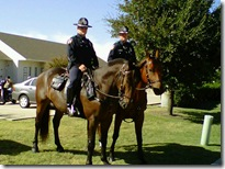 McKinney Mounted Police